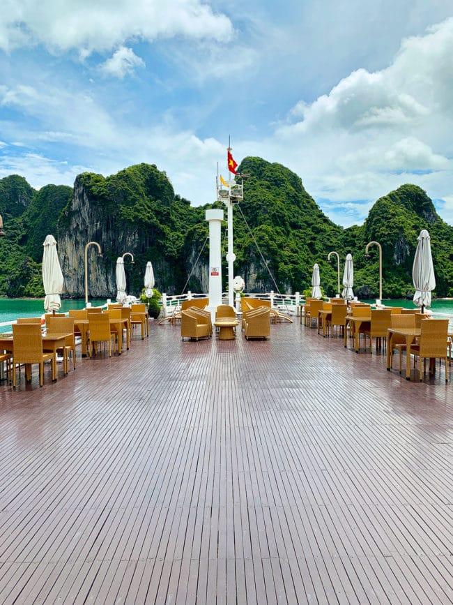 Cruise Vietnam #ASpicyPerspective #vietnam #asia #travel #vacation #trip