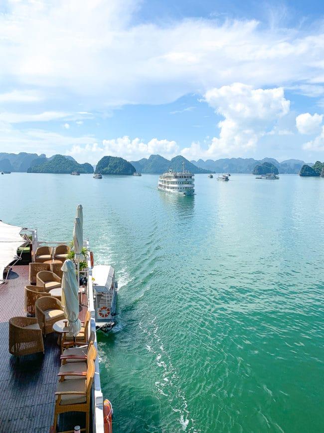 Halong Bay Vietnam #ASpicyPerspective #vietnam #asia #travel #vacation #trip