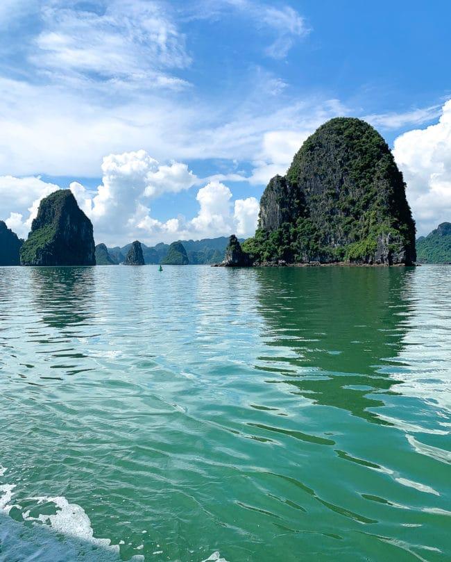 Travel Halong Bay Vietnam #ASpicyPerspective #vietnam #asia #travel #vacation #trip