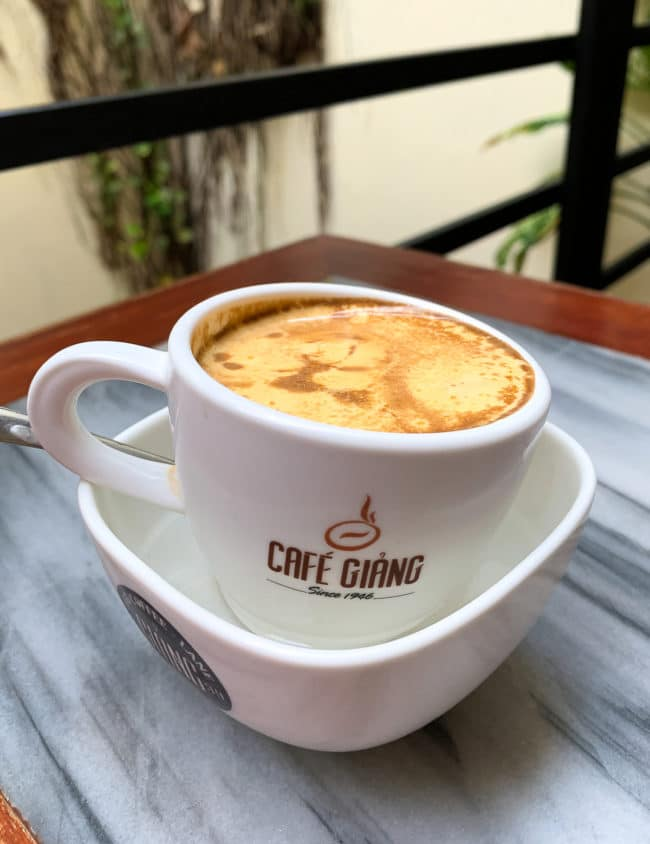 Vietnam Egg Coffee: The Ultimate Foodie Destination #ASpicyPerspective #vietnam #asia #travel #vacation #trip