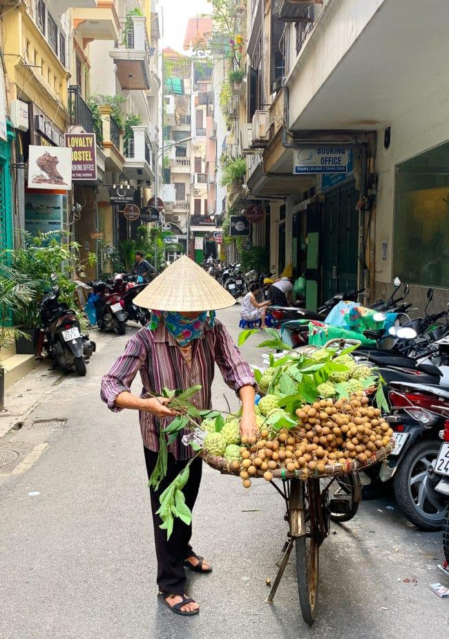 Hanoi Vietnam: The Ultimate Foodie Destination #ASpicyPerspective #vietnam #asia #travel #vacation #trip
