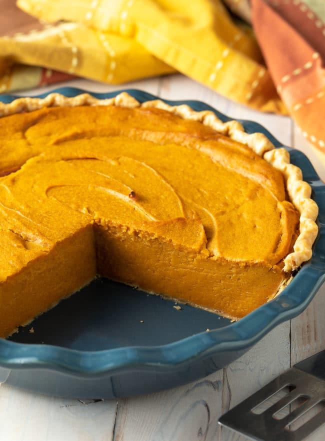 How To Make Sweet Potato Pie (Recipe) #ASpicyPerspective #pie #thanksgiving #holiday #sweetpotato
