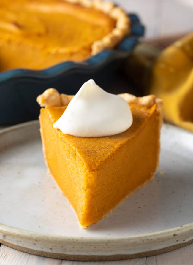 Best Sweet Potato Pie Recipe #ASpicyPerspective #pie #thanksgiving #holiday #sweetpotato