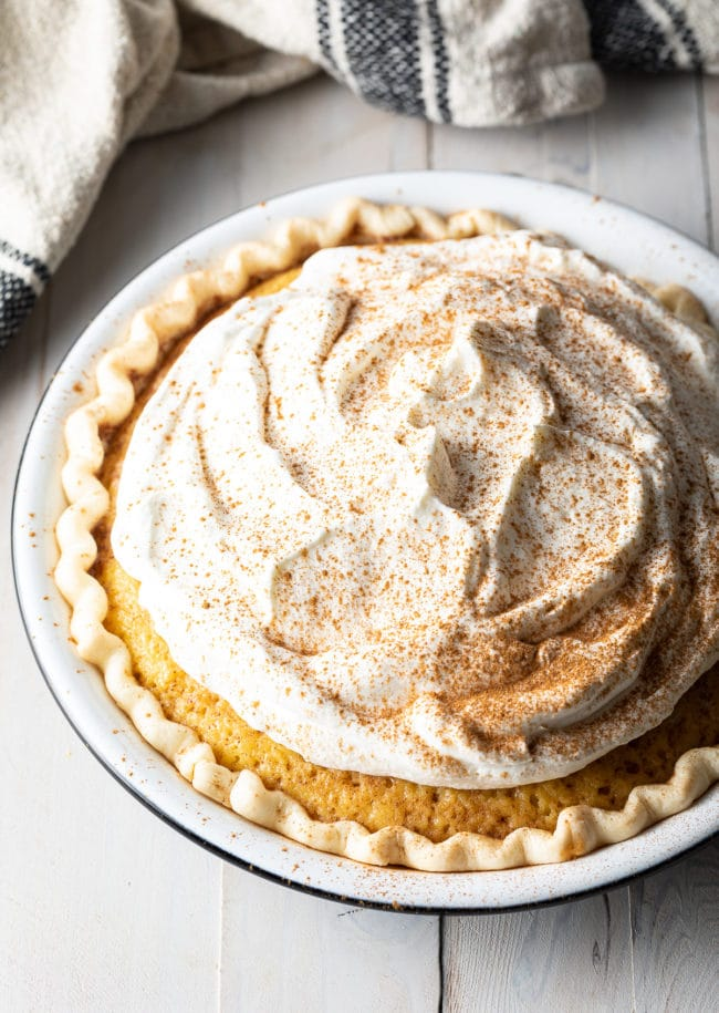 Cream Pie Recipes #ASpicyPerspective #cake #pie #thanksgiving #creampie