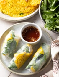 Bánh Xèo Recipe (Vietnamese Crepes) #ASpicyPerspective #vietnamese #crepes #banh #xeo #howto #asian