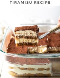 The Best Easy Tiramisu Recipe: Learn How To Make Tiramisu, the simple way, just like it's made in Italy! What is Tiramisu? We'll show you!
