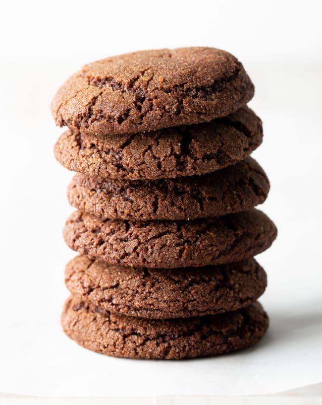 Best Snickerdoodles Recipe (Snickerdoodle Cookies!) #ASpicyPerspective #cookie #cookies #christmas #holiday #chocolate #cinnamon