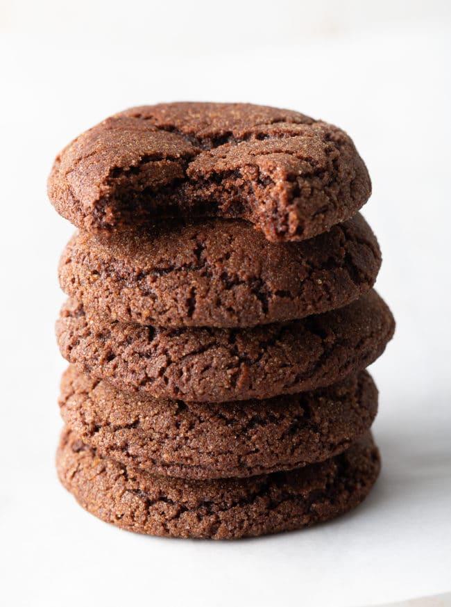 Easy Snickerdoodle Cookies Recipe #ASpicyPerspective #cookie #cookies #christmas #holiday #chocolate #cinnamon