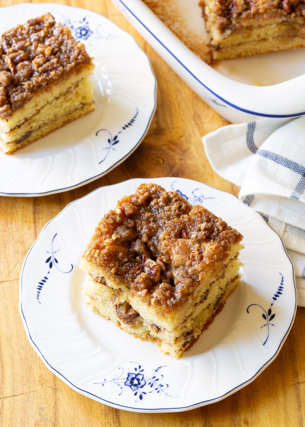 Best Coffee Cake Recipe #ASpicyPerspective #coffee #cake #snack #breakfast #holidays