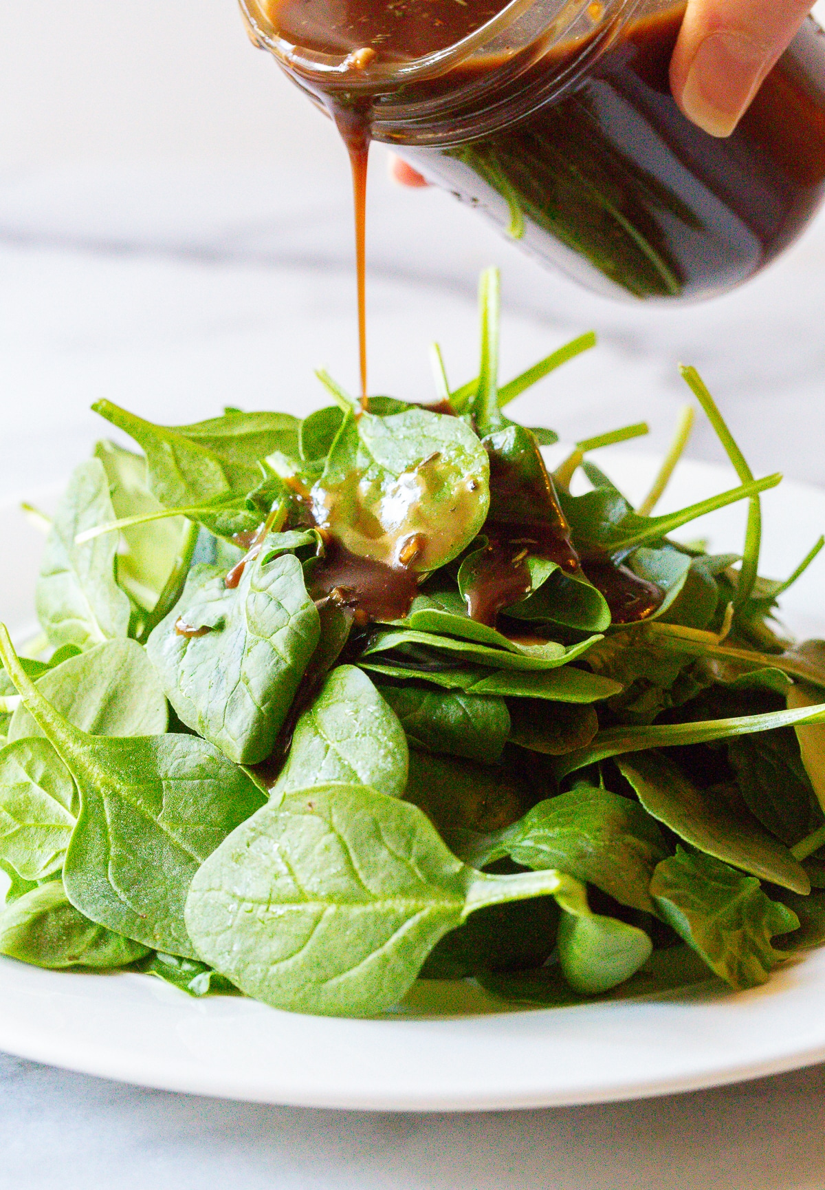 The Best Balsamic Vinaigrette Recipe A Spicy Perspective