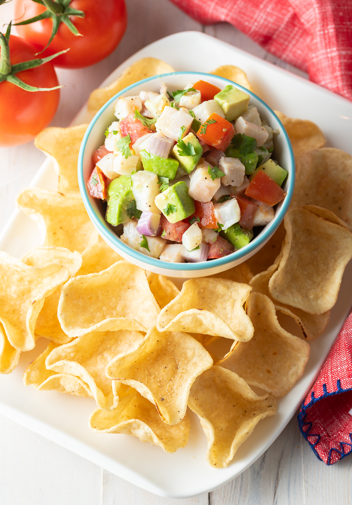 Ceviche Recipe #ASpicyPerspective #Ceviche #CevicheRecipe #HowtoMakeCeviche #CevicheIngredients #Healthy #LowCarb #Paleo