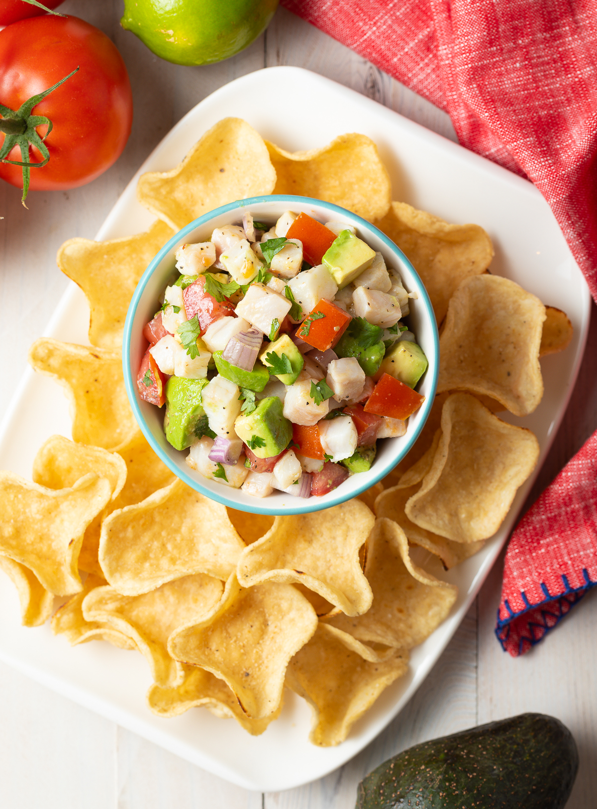 Ceviche #ASpicyPerspective #Ceviche #CevicheRecipe #HowtoMakeCeviche #CevicheIngredients #Healthy #LowCarb #Paleo