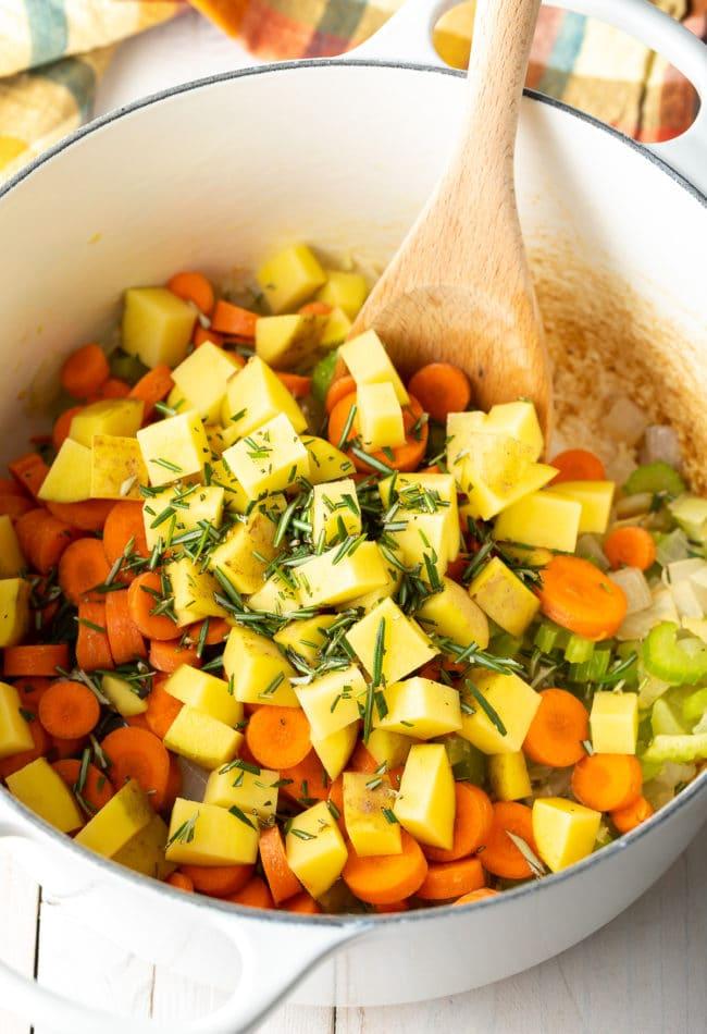 How To Make Lentil Soup (Gluten-Free & Vegan!) #ASpicyPerspective #glutenfree #vegetarian #vegan #instantpot #crockpot #slowcooker #lentils