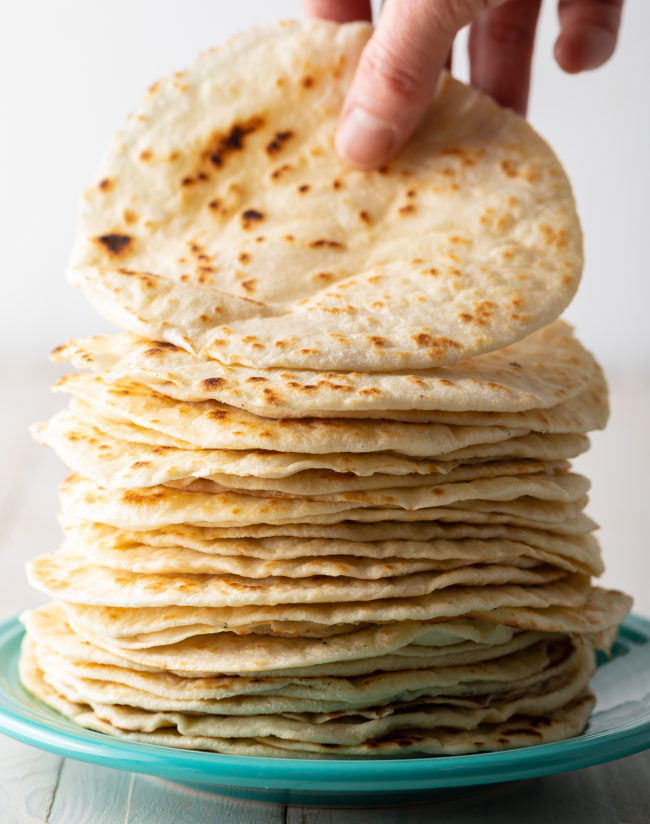 How To Make Flour Tortillas With Bubbles A Spicy Perspective