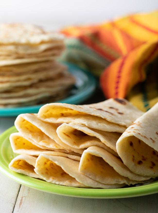 Best Flour Tortillas Recipe