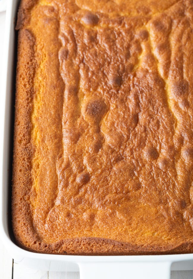 Perfect Vanilla Cake Recipe #ASpicyPerspective #vanilla #cake #birthday #layer #sheet #party