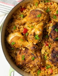 The Best Cuban Arroz Con Pollo Recipe