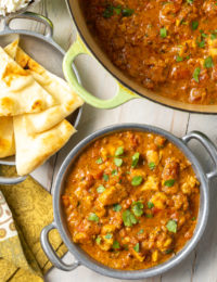 Easy Madras Chicken Curry Recipe