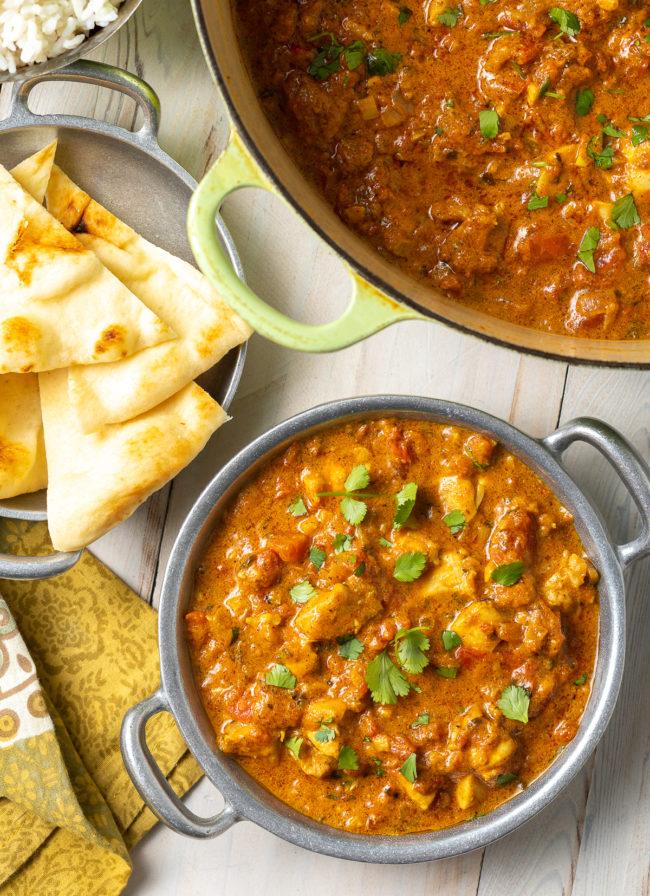 Easy Madras Chicken Curry Recipe