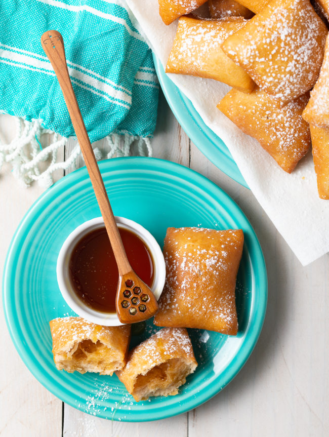 how to make homemade sopapillas from scratch