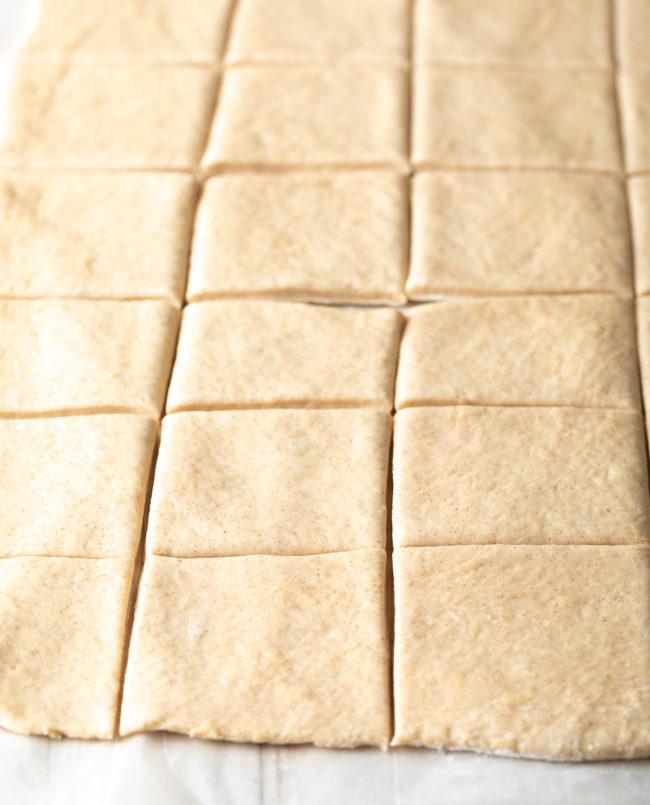 homemade dough for sopapillas from scratch