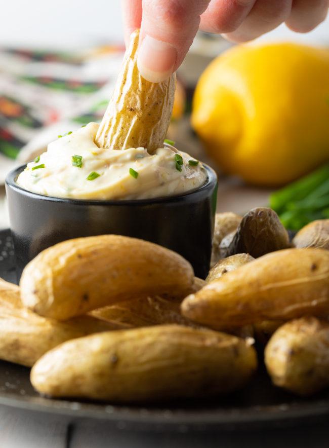 Easy Aioli Sauce Recipe
