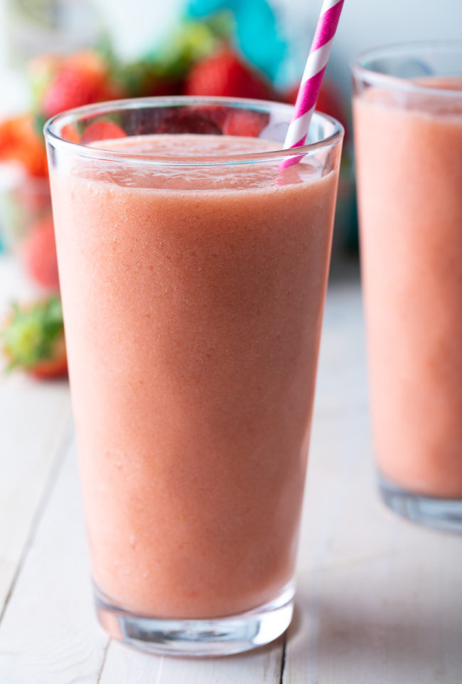 Smoothie King Copycat Caribbean Way Smoothie Recipe