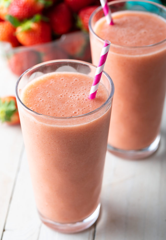 Smoothie King Caribbean Way Recipe | A Spicy Perspective