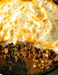 The Ultimate Cottage Pie Recipe #ASpicyPerspective #cottage #shepherds #pie #saintpatricksday #stpaddysday #irish #beef #onepot