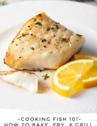 How To Cook THE BEST Fish (Cooking Fish 101) #ASpicyPerspective #howto #tutorial #fish