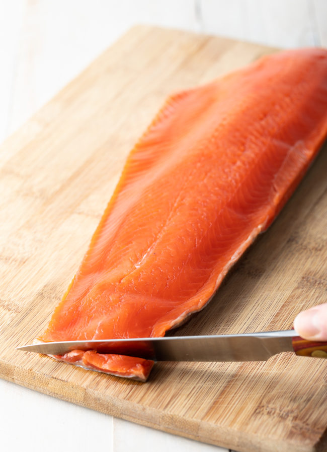 How To Remove Fish Skin (Cooking Fish 101) #ASpicyPerspective #howto #tutorial #fish