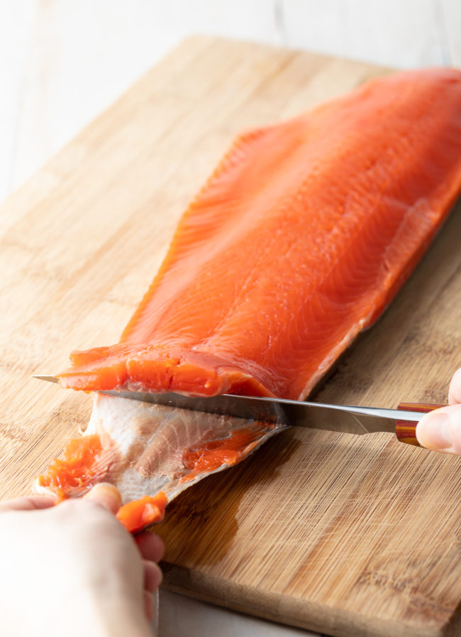 How To Remove Fish Skin Properly (Cooking Fish 101) #ASpicyPerspective #howto #tutorial #fish