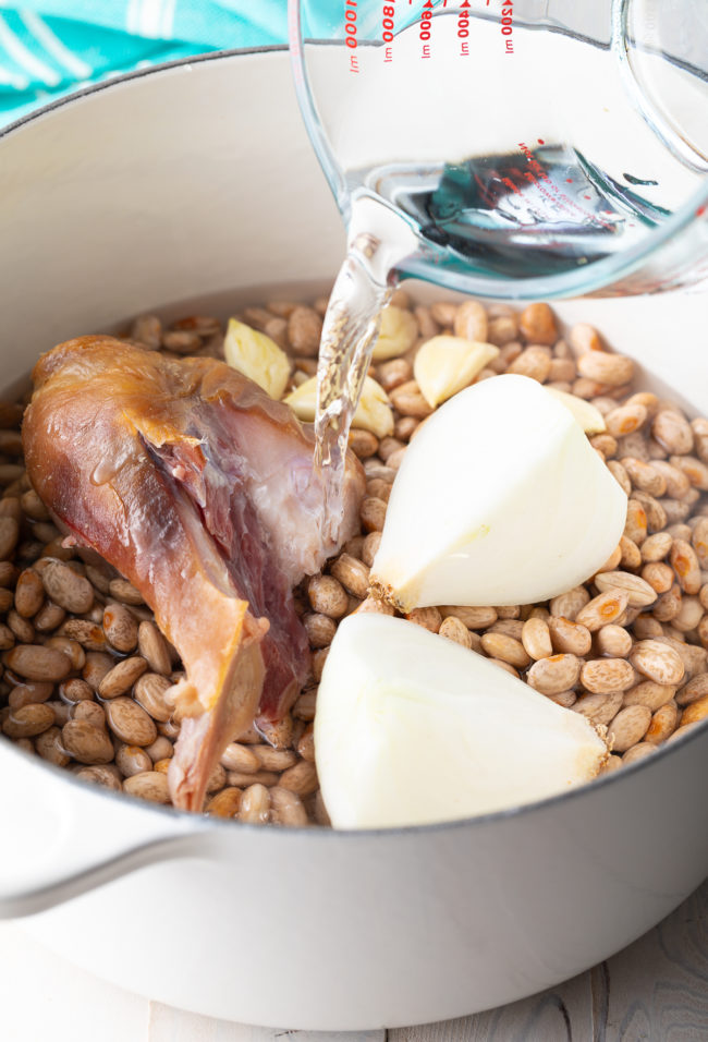 Mexican beans recipe