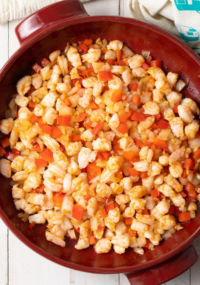 Hot Shrimp Dip Recipe