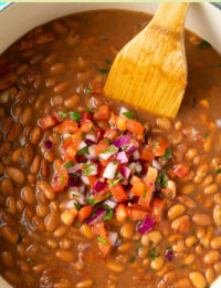 Frijoles Pinto Beans