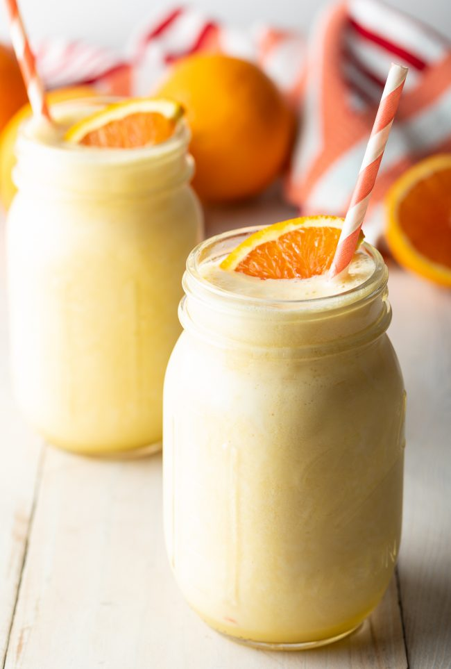 How to Make the Best Orange Julius | A Spicy Perspective