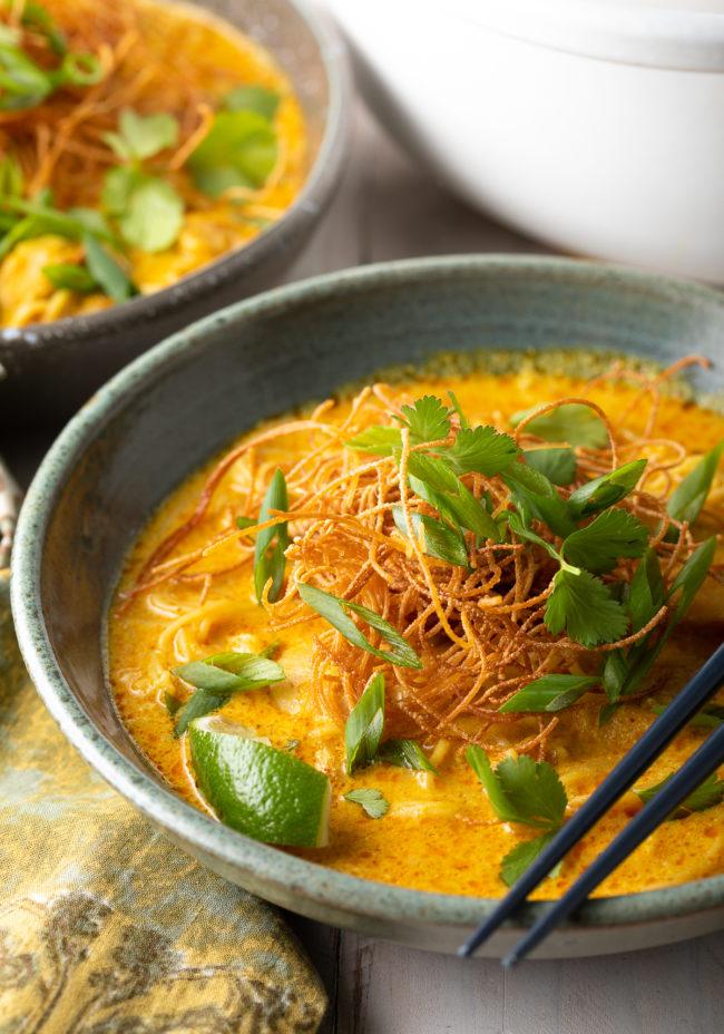Thai Kao Soi Soup