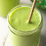 Healthy Green Smoothie Recipe that Tastes Good!