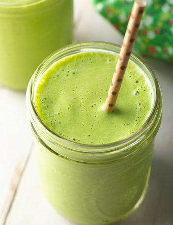 Healthy Green Smoothie Recipe that Tastes Good!