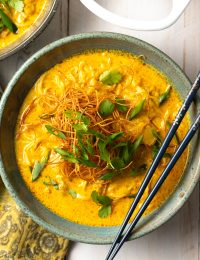 Thai Khao Soi Soup