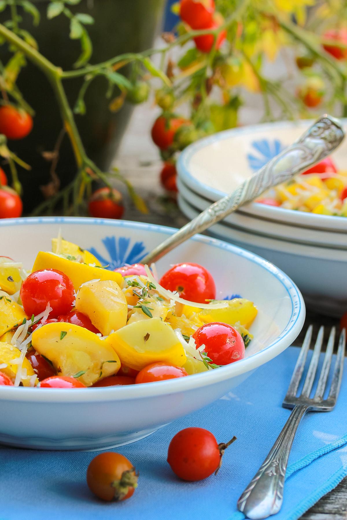 Yellow Summer Squash Recipe
