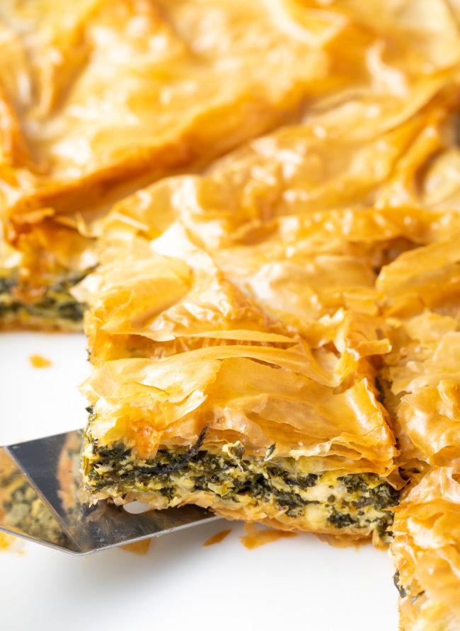 Crispy Savory Pie