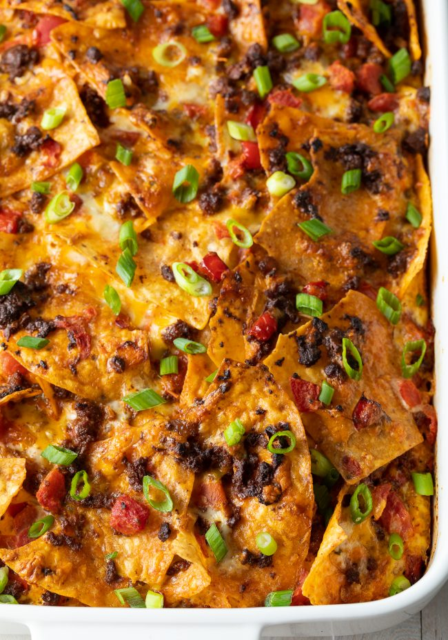 the best breakfast casserole with bold mexican flavors