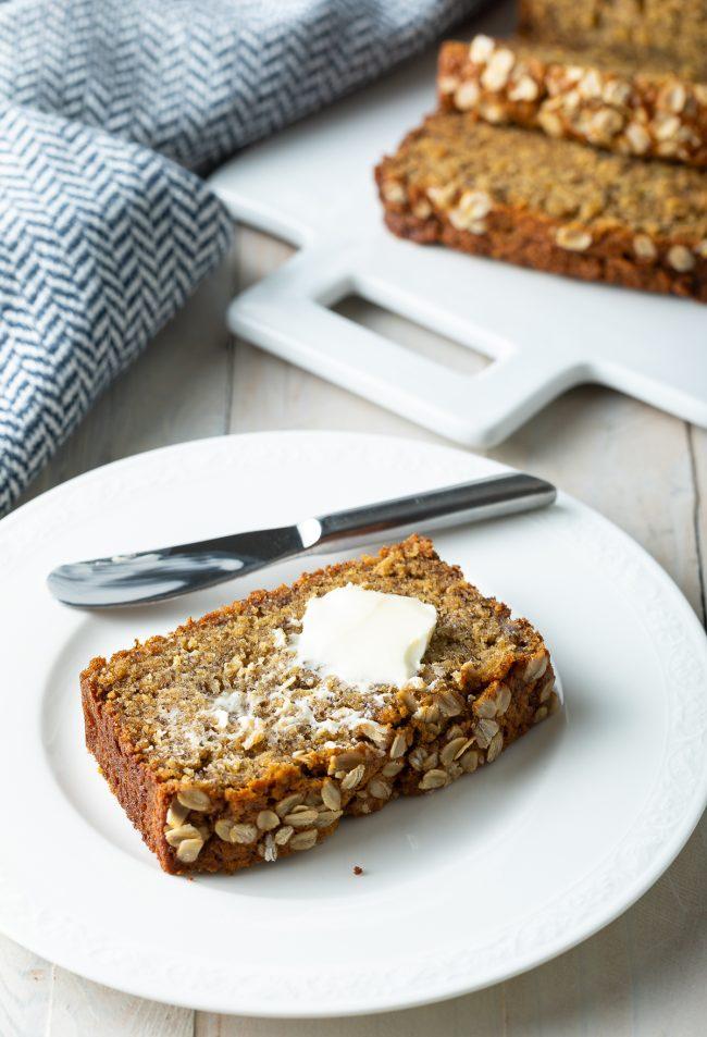 Award-Winning Banana Bread Recipe