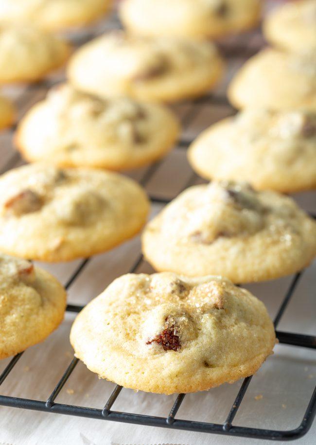 easy strawberry cookies recipe