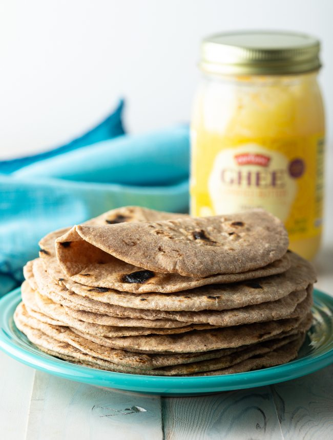 easy chapatis recipe