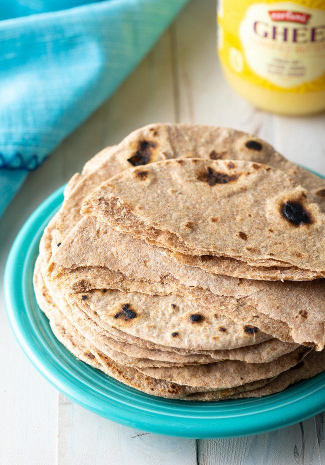 indian roti chapati