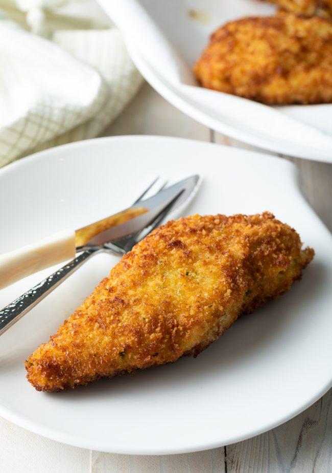 crunchy chicken kiev