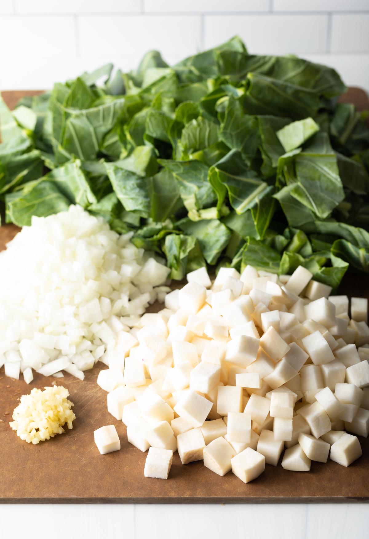 collard greens ingredients