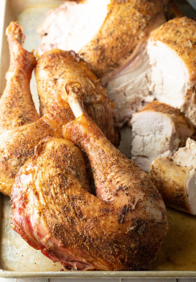 the best roasted or smoked turkey recipe